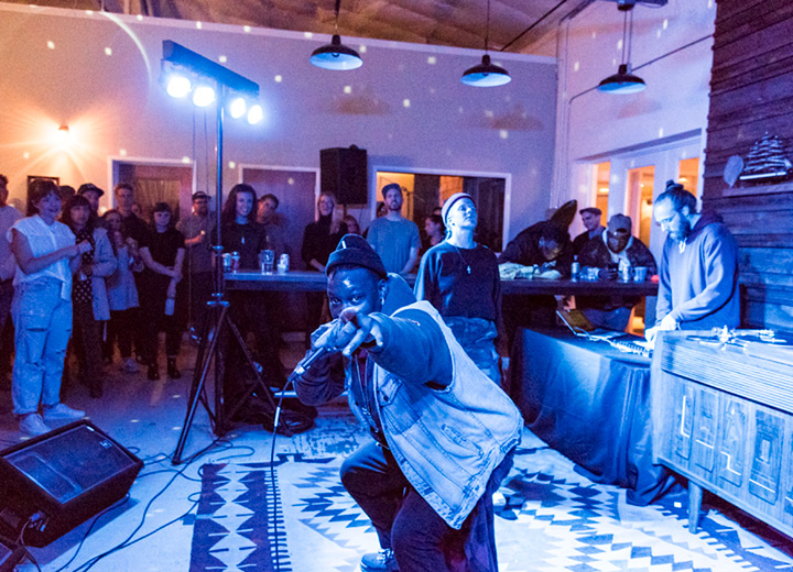 Marmoset Music: Performances